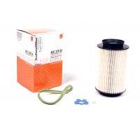 Фильтр топливный (колба № 1K0127400B / C / E / J) VW Caddy III 1.9TDI / 2.0SDI 04- KX178D KNECHT (Германия)