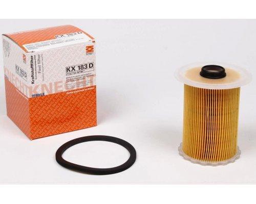 Фильтр топливный (высота 96мм, Delphi) Renault Trafic II / Opel Vivaro A 1.9dCi 01-14 KX183D KNECHT (Германия)