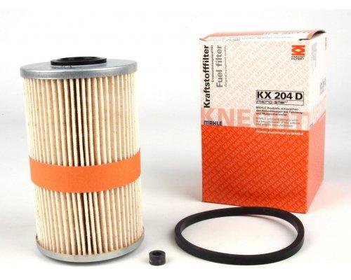 Фильтр топливный (высота 120мм) Renault Trafic II / Opel Vivaro A 1.9dCi / 2.0dCi / 2.5dCi 01-14 KX204D KNECHT (Германия)