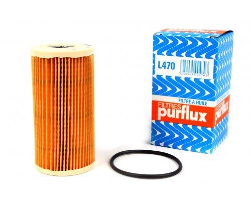 Масляный фильтр (высота 113мм) Renault Master II 2.5dCi / Opel Movano 2.5DTI 1998-2010 L470 PURFLUX (Франция)