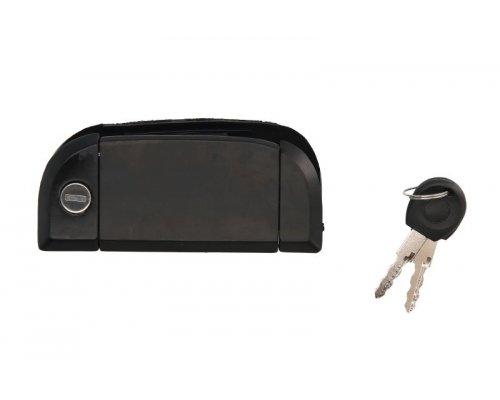 Ручка задней двери правая (распашонка) VW Transporter T4 90-03 LCCF01169 AKUSAN (Турция)