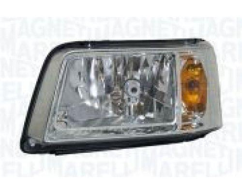 Фара передняя правая (тип ламп: H4) VW Transporter T5 2003-2009 LPL491 MAGNETI MARELLI (Италия)