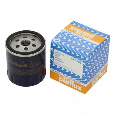 Масляный фильтр Fiat Ducato / Citroen Jumper / Peugeot Boxer 2.0 (бензин) / 1.9D / 1.9TD / 2.0JTD / 2.0HDi / 2.2HDi 1994-2006 LS188B PURFLUX (Франция)