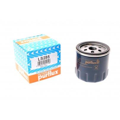 Масляный фильтр Fiat Ducato / Citroen Jumper / Peugeot Boxer 2.0 (бензин) / 1.9D / 1.9TD / 2.0JTD / 2.0HDi / 2.2HDi 1994-2006 LS285 PURFLUX (Франция)