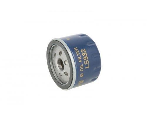 Масляный фильтр Renault Kangoo 1.4 / 1.6 / 1.5dCi / 1.9D 97-08 LS932 PURFLUX (Франция)