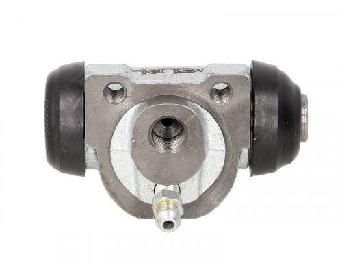Цилиндр тормозной рабочий задний (не для повышенной нагрузки) Renault Kangoo / Nissan Kubistar 97-08 LW80100 DELPHI (США)
