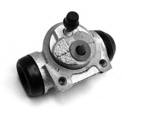Цилиндр тормозной рабочий задний (для повышенной нагрузки) Renault Kangoo / Nissan Kubistar 97-08 LW80101 DELPHI (США)
