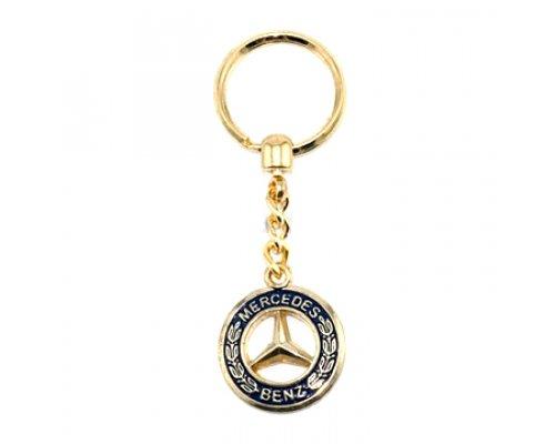 Брелок Mercedes (золотистый) MB3 AUTOTECHTEILE (Германия)