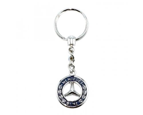 Брелок Mercedes (хромированый) MB4 AUTOTECHTEILE (Германия)