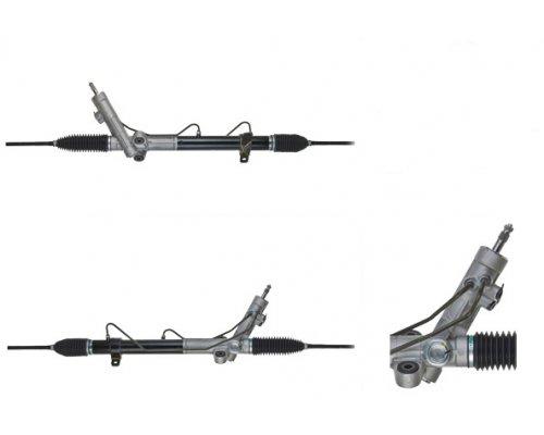 Рулевая рейка (рулевые тяги, наконечники, пыльники в комплекте) MB Vito 639 2003- ME215 MSG (КНР)