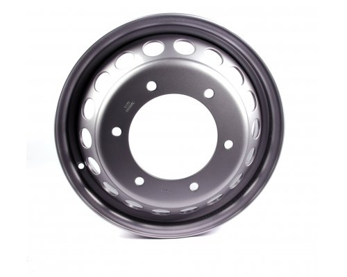 Диск колесный (5.50JxR16 H2; ET111, со сдвоенным колесом) MB Sprinter 906 2006- ME616036 KRONPRINZ (Германия)