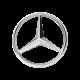 Рамки номерного знака Mercedes-Benz