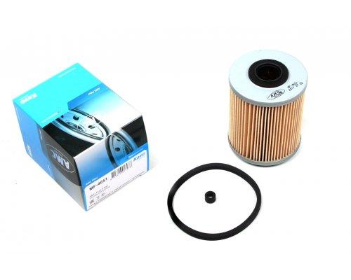 Фильтр топливный Renault Master II 2.5D, 2.8dTI / Opel Movano 2.5D, 2.8dTI 1998-2010 MF-4651 AMC FILTER (Япония)