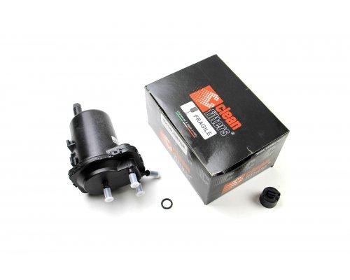 Фильтр топливный (с датчиком) Renault Kangoo / Nissan Kubistar 1.5dCi 97-08 MGC1696 CLEAN FILTERS (Италия)