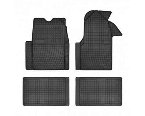 Комплект передних ковриков салона Renault Master II 1998-2010 D00700 FROGUM (Польша)
