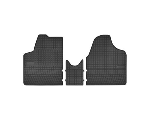Комплект передних ковриков салона Fiat Scudo II / Citroen Jumpy II / Peugeot Expert II 2007- MMTA0400647 MAMMOOTH (Польша)