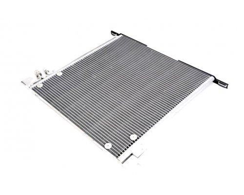 Радиатор кондиционера MB Vito 638 1996-2003 MS5220 ELIT (Чехия)