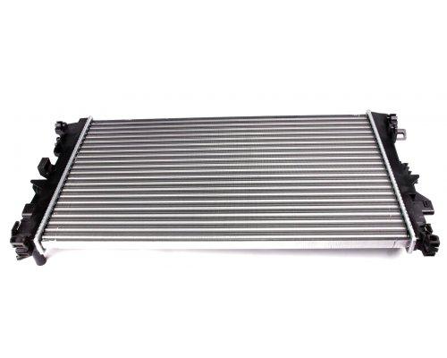 Радиатор охлаждения (механическая КПП) MB Vito 639 2003- MSA2356 AVA (Нидерланды)