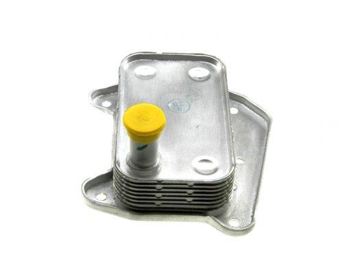 Радиатор масляный / теплообменник MB Vito 638 2.2CDI 96-03 MSA3376 Elit (Украина)