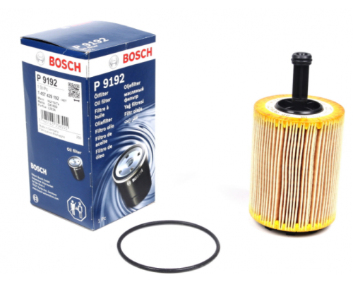 Фильтр масляный VW Caddy III 1.9TDI / 2.0SDI / 2.0TDI (103kW) 04-10 1457429192 BOSCH (Германия)