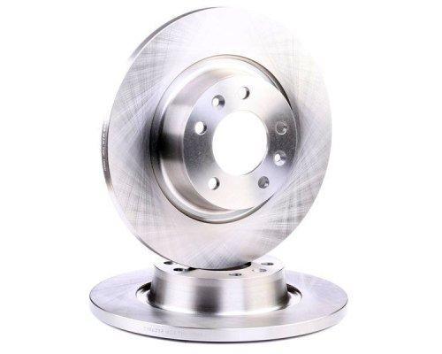 Тормозной диск задний Fiat Scudo II / Citroen Jumpy II / Peugeot Expert II 2007- N3312087 NIPPARTS (Нидерланды)