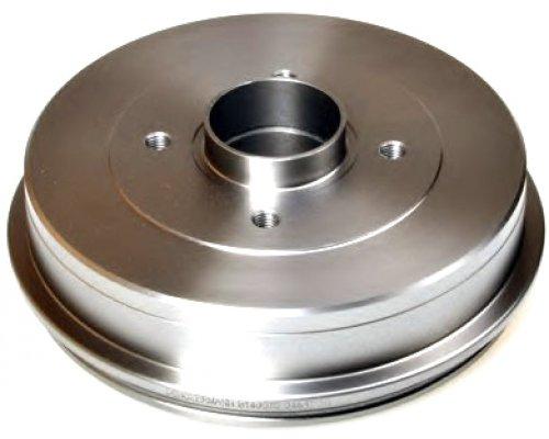 Тормозной барабан задний (d=203мм) Renault Kangoo / Nissan Kubistar 97-08 N3401034 NIPPARTS (Нидерланды)