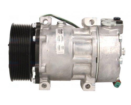 Компрессор кондиционера (тип: 7SEU17C) VW Crafter 2.0TDI 2006- DCP32050 DENSO (Япония)