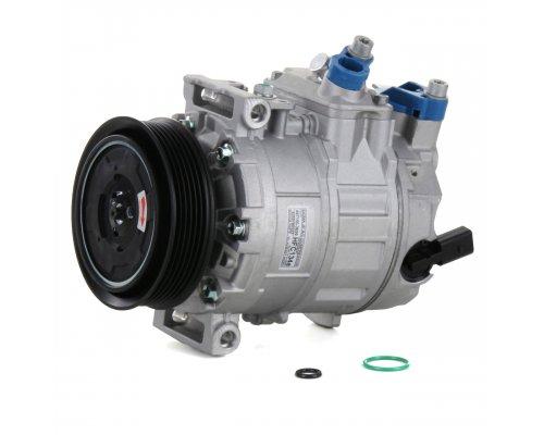 Компрессор кондиционера (тип: 7SEU17C) VW Crafter 2.5TDI 2006- NIS890632 NISSENS (Дания)