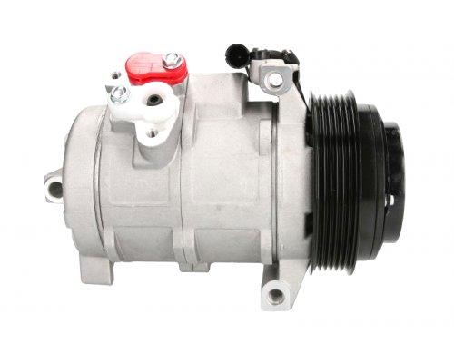 Компрессор кондиционера (двигатель: OM651, тип: 10S17C) MB Sprinter 2.2CDI 2006 NIS89606 NISSENS (Дания)