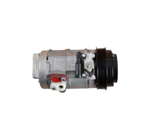 Компрессор кондиционера (с задним кондиционером) MB Sprinter 3.0CDI 2006- 32698G NRF (Нидерланды)