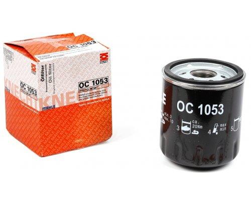 Масляный фильтр VW Transporter T5 2.0BiTDI / 2.0BiTDI 4motion 2009- OC1053 KNECHT (Германия)