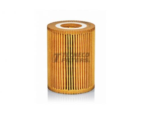 Масляный фильтр (двигатель: OM642) MB Sprinter 906 3.0CDI 2006- OL0821-E TECNECO (Италия)