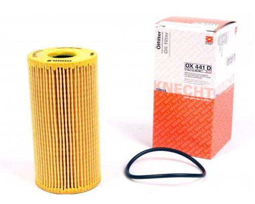 Масляный фильтр (высота 113мм) Renault Master II 2.5dCi / Opel Movano 2.5DTI 1998-2010 OX441D KNECHT (Германия)
