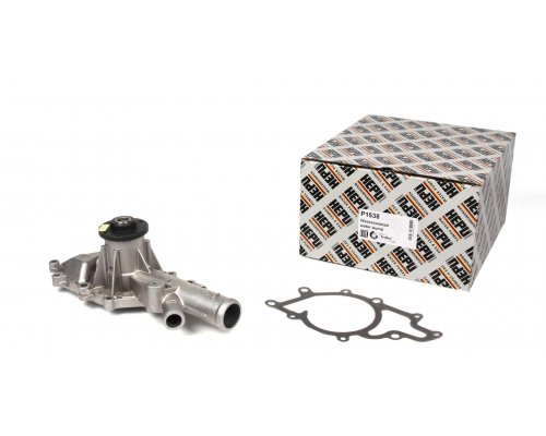 Помпа / водяной насос (двигатель: OM646) MB Sprinter 906 2.2CDI 2006- P1538 HEPU (Германия)