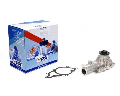 Помпа / водяной насос (двигатель: OM646) MB Vito 2.2CDI 2003- PA1006 GRAF (Италия)