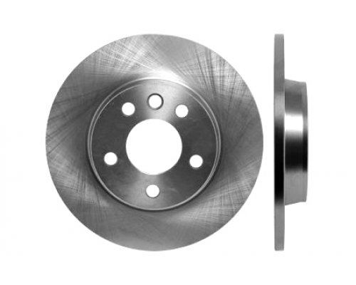 Тормозной диск задний сплошной (280x12mm) VW Transporter T4 90-03 PB1372 STARLINE (Чехия)