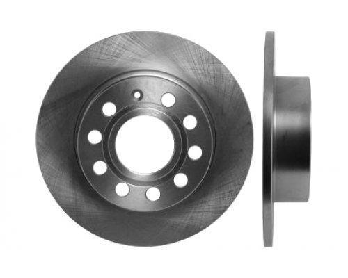 Тормозной диск задний (253х10mm) VW Caddy III 07- PB1477 STARLINE (Чехия)