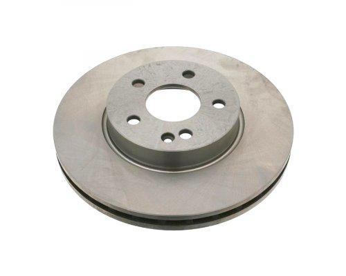 Тормозной диск передний (300х28мм) MB Vito 639 2003- PB20155 STARLINE (Чехия)