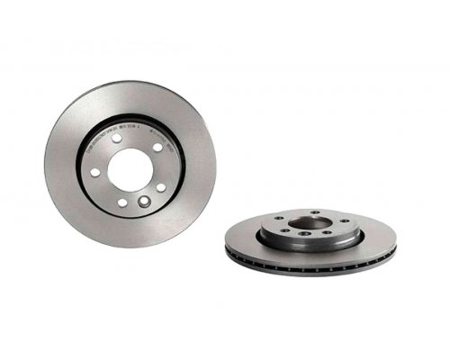 Тормозной диск задний (LUCAS, 294x22mm) VW Transporter T5 03- PB20167 STARLINE (Чехия)