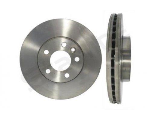 Тормозной диск передний (R16, 308x29.5mm) VW Transporter T5 03- PB20168 STARLINE (Чехия)