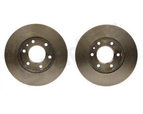 Тормозной диск передний (299.6х28мм) MB Sprinter 906 2006- PB20455 STARLINE (Чехия)
