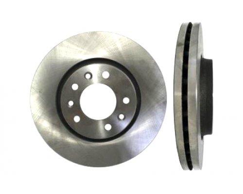 Тормозной диск передний (диаметр 280мм) Fiat Scudo II / Citroen Jumpy II / Peugeot Expert II 2007- PB20660 STARLINE (Чехия)