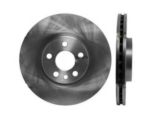 Тормозной диск передний (281x26мм) Fiat Scudo / Citroen Jumpy / Peugeot Expert 1995-2006 PB2523 STARLINE (Чехия)