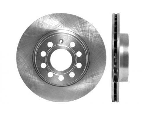 Тормозной диск передний (280х22mm) VW Caddy III 04- PB2957 STARLINE (Чехия)