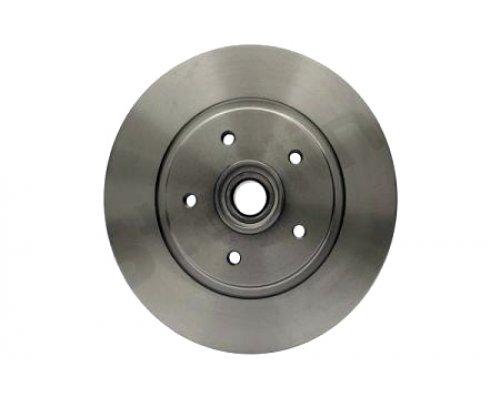 Тормозной диск задний (R15 / R16, с подшипником) Renault Kangoo II / MB Citan 2008- PB3255 STARLINE (Чехия)