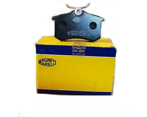Тормозные колодки задние (LUCAS) Fiat Scudo / Citroen Jumpy / Peugeot Expert 1995-2006 PF0131 MAGNETI MARELLI (Италия)