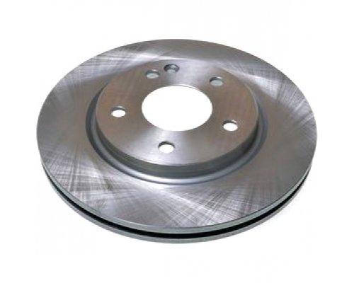 Тормозной диск передний (300х28мм) MB Vito 639 2003- PRD2465 PROTECHNIC (Польша)