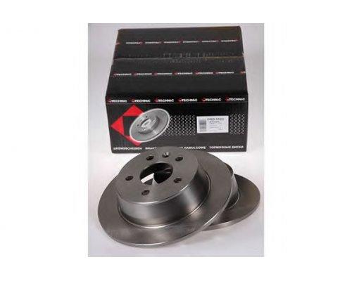 Тормозной диск задний (280х10мм) MB Vito 638 1996-2003 PRD5123 PROTECHNIC (Польша)