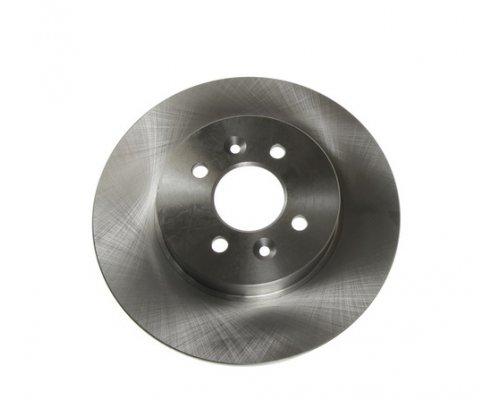 Тормозной диск задний (полный привод, D=280mm) Renault Kangoo 97-08 PRD5434 PROTECHNIC (Польша)