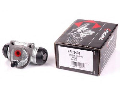 Цилиндр тормозной рабочий задний (для повышенной нагрузки) Renault Kangoo / Nissan Kubistar 97-08 PRH2428 PROTECHNIC (Польша)